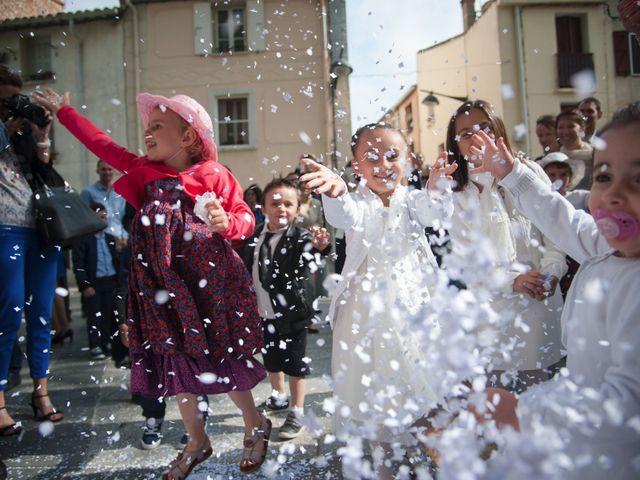 Le mariage de Tony et Véronique à Bompas, Pyrénées-Orientales 19