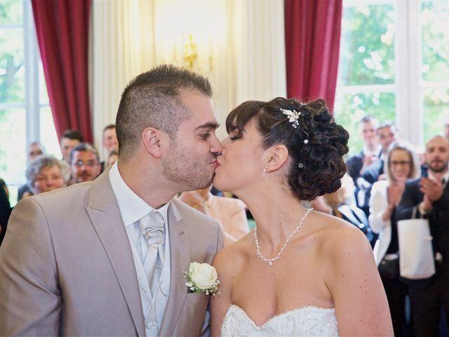 Le mariage de Christophe et Sandra  à Osny, Val-d'Oise 2
