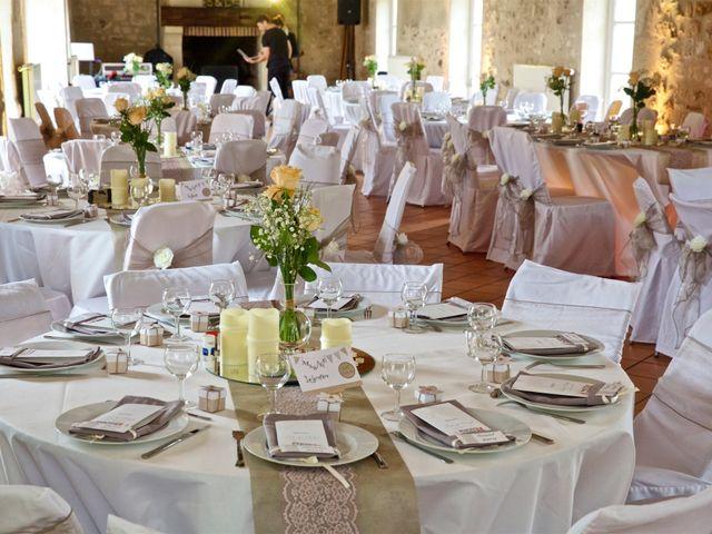 Le mariage de Christophe et Sandra  à Osny, Val-d'Oise 5