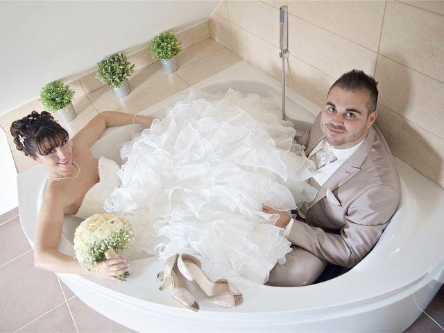 Le mariage de Christophe et Sandra  à Osny, Val-d'Oise 8