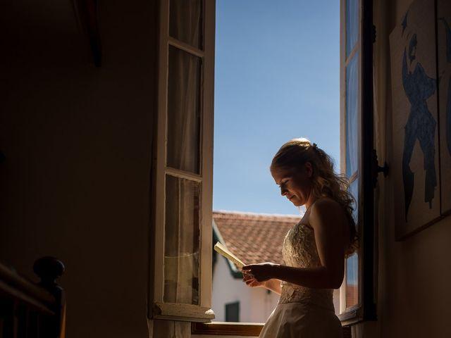 Le mariage de Gareth et Rebecca à Biarritz, Pyrénées-Atlantiques 3