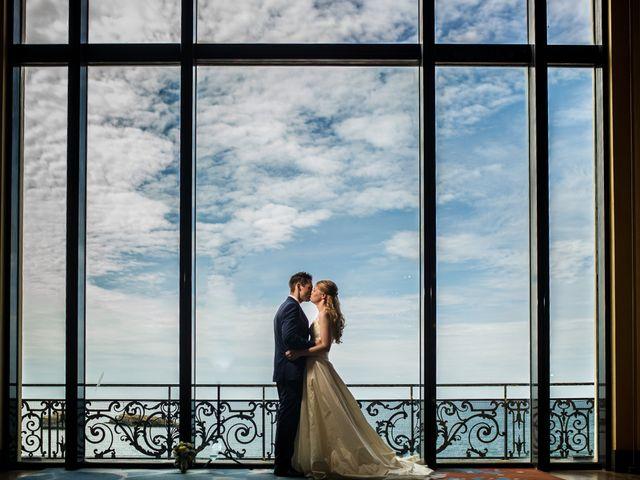 Le mariage de Rebecca et Gareth