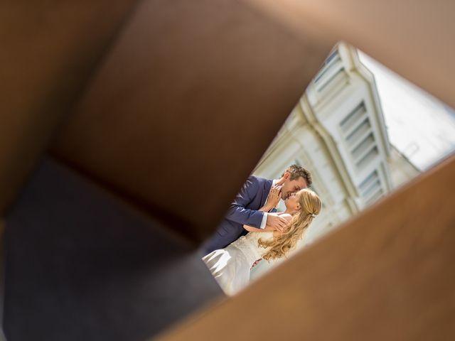 Le mariage de Gareth et Rebecca à Biarritz, Pyrénées-Atlantiques 15