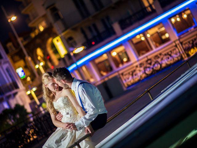 Le mariage de Gareth et Rebecca à Biarritz, Pyrénées-Atlantiques 22