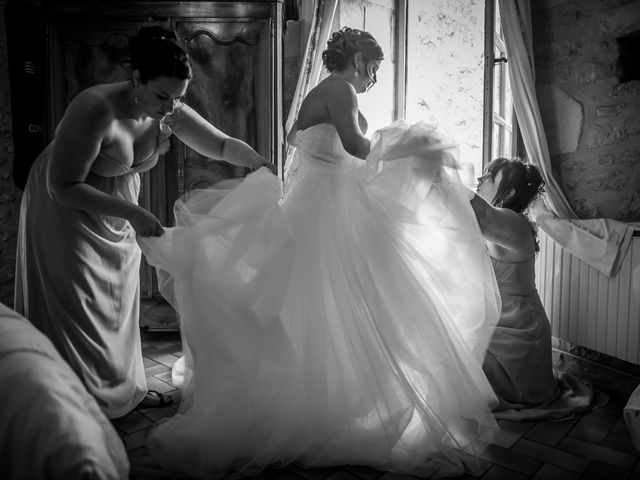 Le mariage de Benoît et Charlène à Liniers, Vienne 18