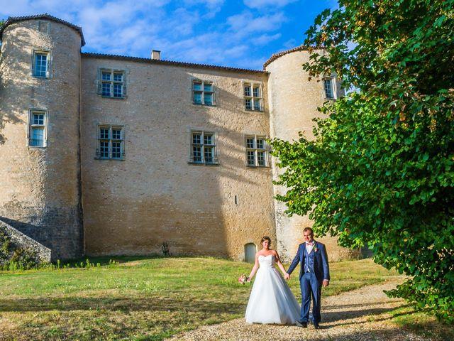 Le mariage de Benoît et Charlène à Liniers, Vienne 41