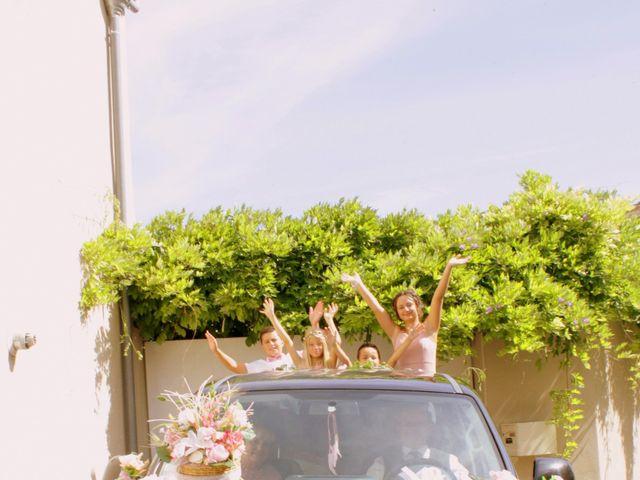 Le mariage de Anthony et Nadine à Uchaud, Gard 18