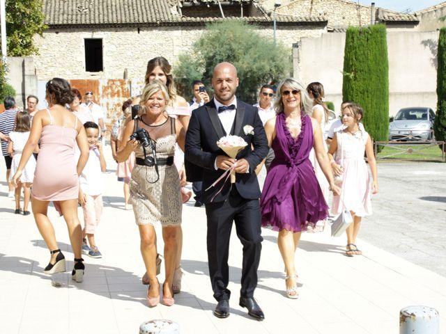 Le mariage de Anthony et Nadine à Uchaud, Gard 20