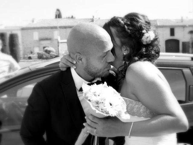 Le mariage de Anthony et Nadine à Uchaud, Gard 21
