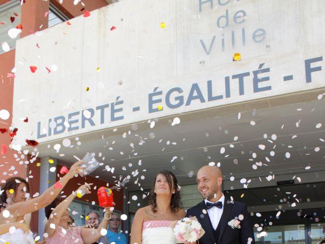Le mariage de Anthony et Nadine à Uchaud, Gard 2