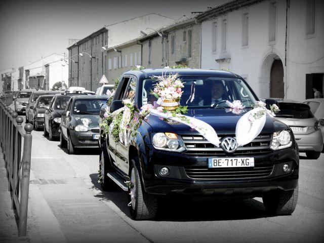 Le mariage de Anthony et Nadine à Uchaud, Gard 40