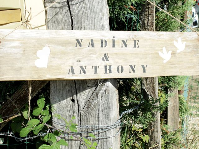 Le mariage de Anthony et Nadine à Uchaud, Gard 41