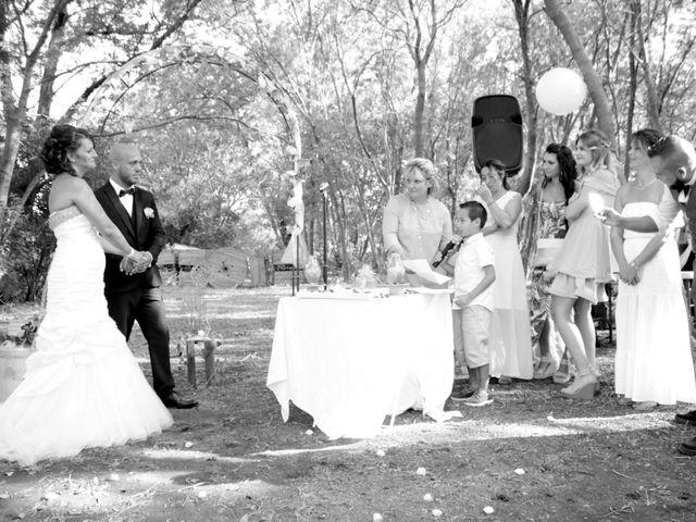 Le mariage de Anthony et Nadine à Uchaud, Gard 55
