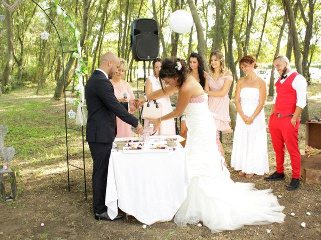 Le mariage de Anthony et Nadine à Uchaud, Gard 56