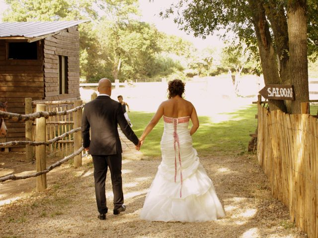 Le mariage de Anthony et Nadine à Uchaud, Gard 59