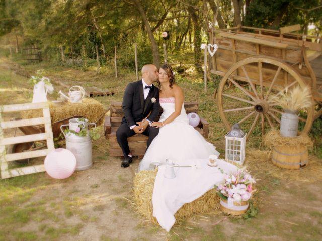 Le mariage de Anthony et Nadine à Uchaud, Gard 63