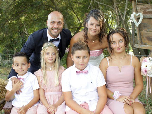 Le mariage de Anthony et Nadine à Uchaud, Gard 64