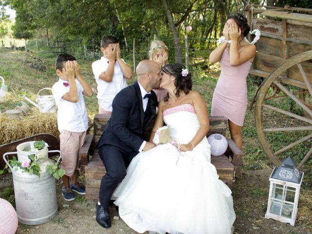 Le mariage de Anthony et Nadine à Uchaud, Gard 66