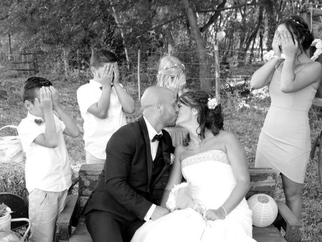 Le mariage de Anthony et Nadine à Uchaud, Gard 67