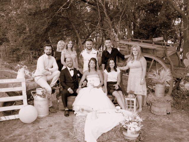 Le mariage de Anthony et Nadine à Uchaud, Gard 69