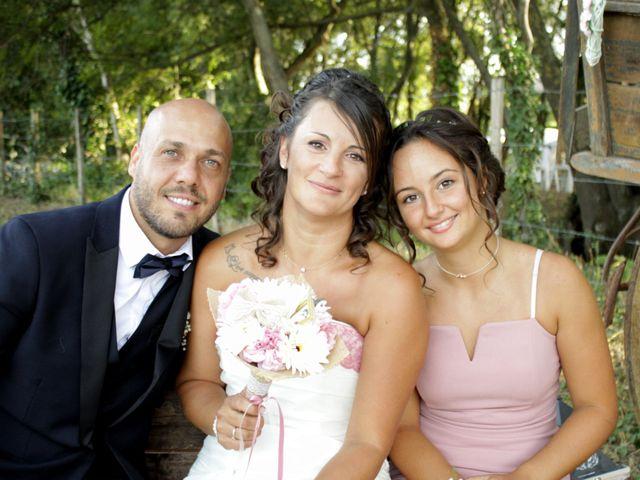 Le mariage de Anthony et Nadine à Uchaud, Gard 72
