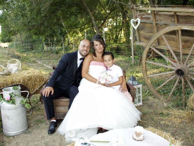 Le mariage de Anthony et Nadine à Uchaud, Gard 73