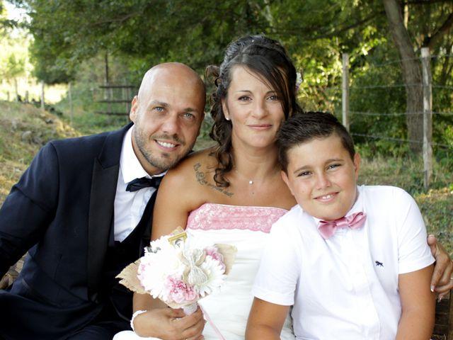 Le mariage de Anthony et Nadine à Uchaud, Gard 74