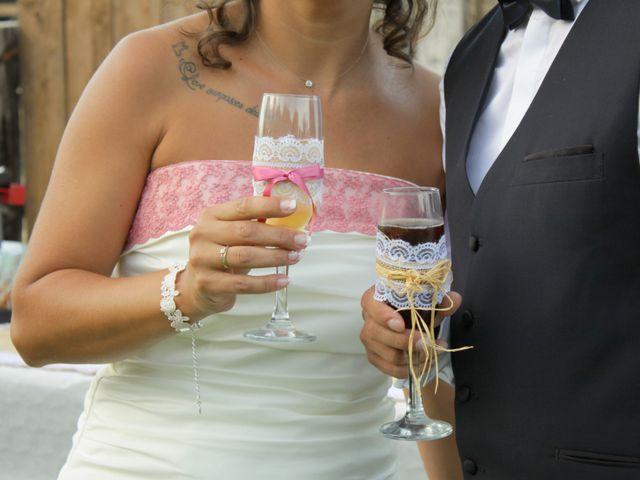 Le mariage de Anthony et Nadine à Uchaud, Gard 91