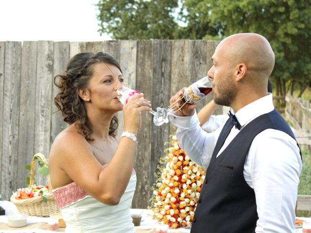 Le mariage de Anthony et Nadine à Uchaud, Gard 92