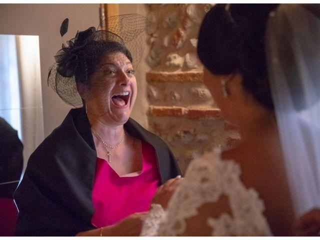 Le mariage de johnatan et elise à Torreilles, Pyrénées-Orientales 1