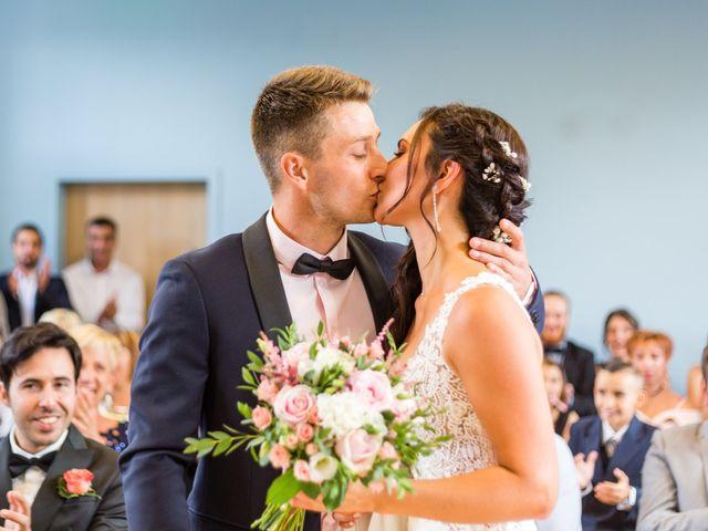 Le mariage de Clément et Leslie à Saint-Marcellin, Isère 12