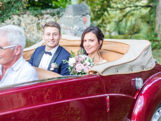 Le mariage de Clément et Leslie à Saint-Marcellin, Isère 13