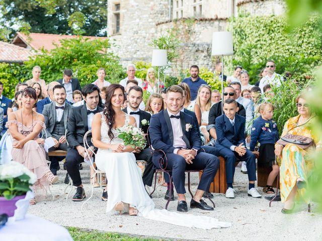 Le mariage de Clément et Leslie à Saint-Marcellin, Isère 14