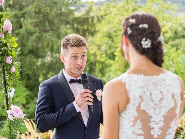 Le mariage de Clément et Leslie à Saint-Marcellin, Isère 16