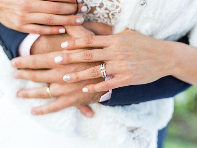 Le mariage de Clément et Leslie à Saint-Marcellin, Isère 19