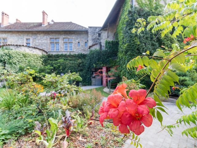 Le mariage de Clément et Leslie à Saint-Marcellin, Isère 25