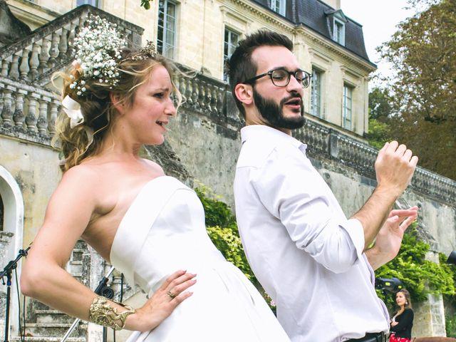 Le mariage de Hadrien et Maja à Tours, Indre-et-Loire 12