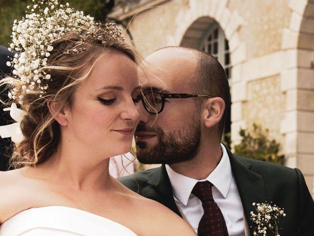 Le mariage de Hadrien et Maja à Tours, Indre-et-Loire 13