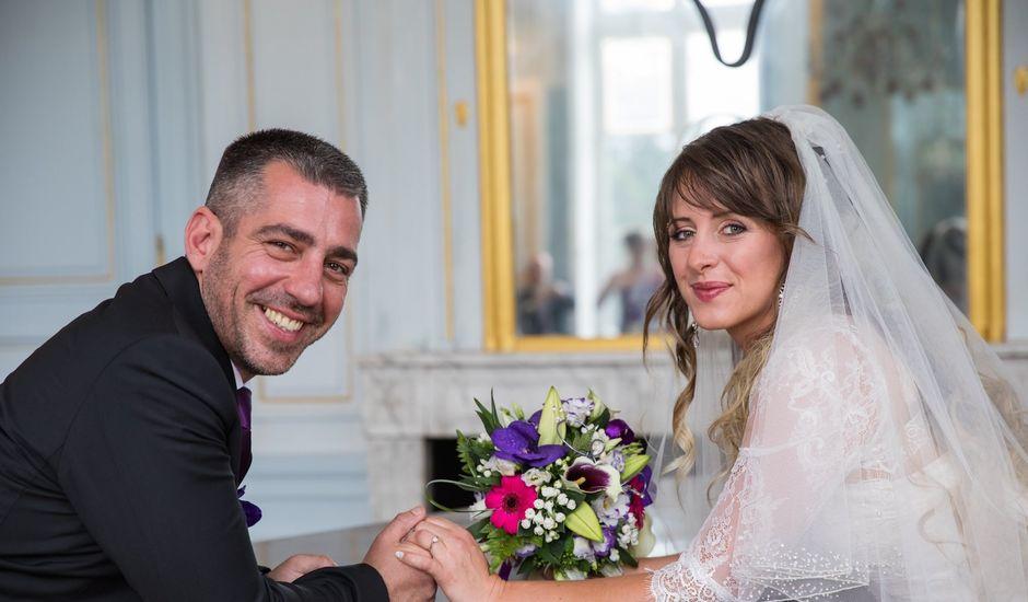 Le mariage de Amélie et Josselin à La Pierre, Isère