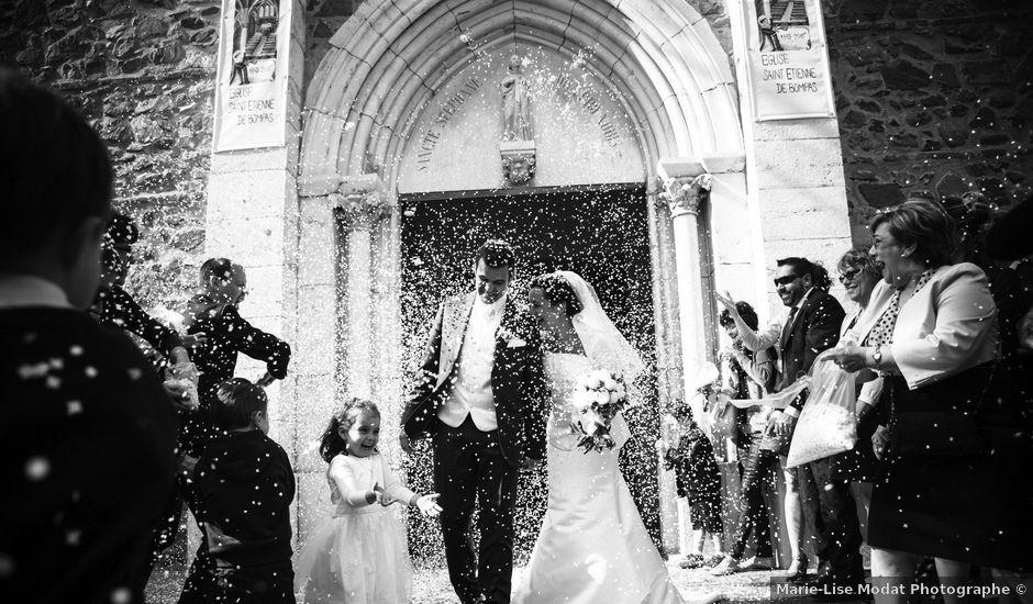 Le mariage de Tony et Véronique à Bompas, Pyrénées-Orientales