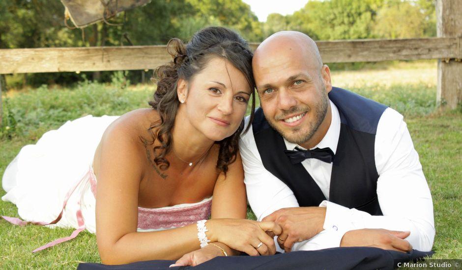 Le mariage de Anthony et Nadine à Uchaud, Gard