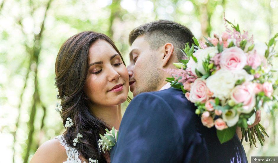 Le mariage de Clément et Leslie à Saint-Marcellin, Isère