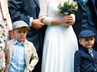 Le mariage de Benoît et Élodie 1