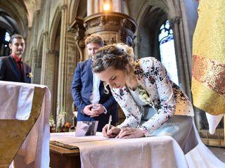 Le mariage de Anne et Gaël 2