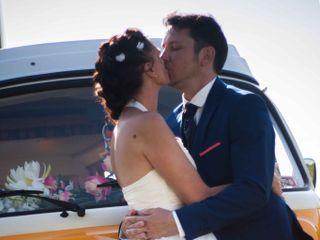 Le mariage de Mélanie et Michaël 1
