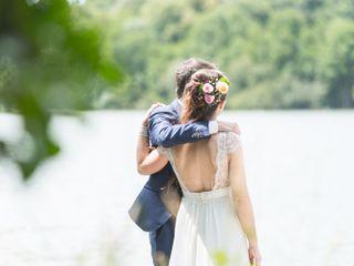 Le mariage de Lætitia et Olivier