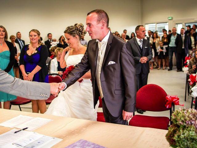 Le mariage de Pierre-Marie et Aurélie à Caudan, Morbihan 13