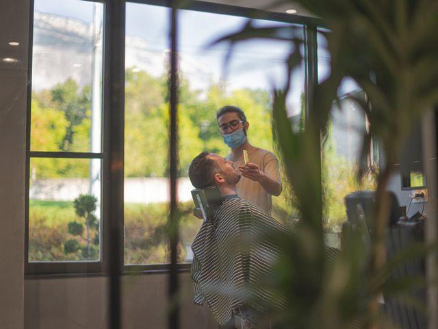Le mariage de Jeremie et Florence à Châbons, Isère 1