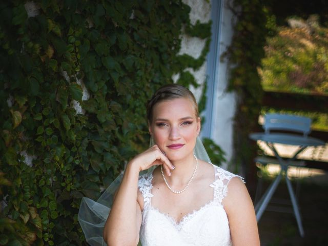 Le mariage de Jeremie et Florence à Châbons, Isère 15