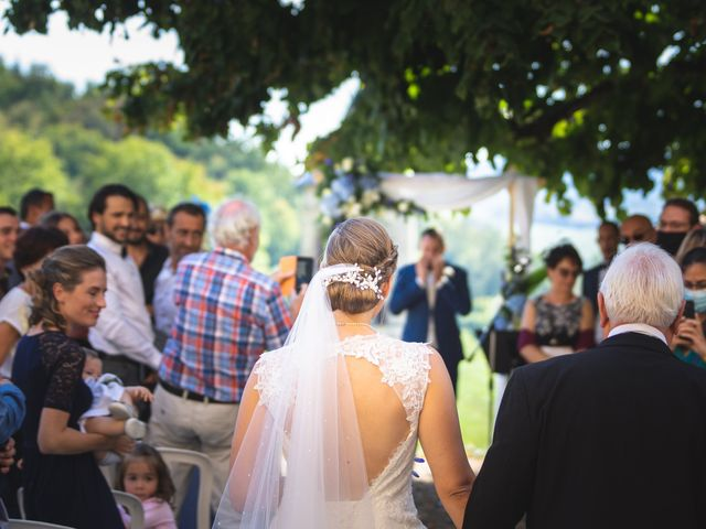 Le mariage de Jeremie et Florence à Châbons, Isère 19